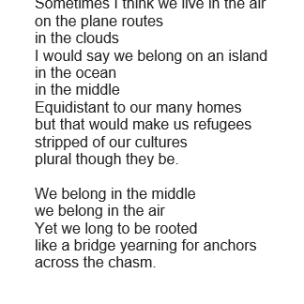 Jordan Poem